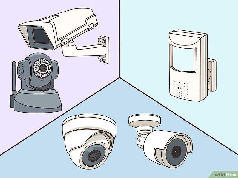نصب سیستم امنیتی