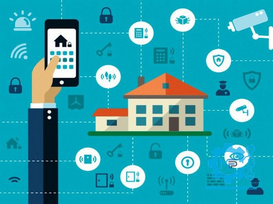 مشکل سیستم امنیتی منزل