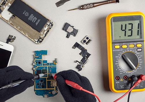 آموزش تعمیرات موبایل های اندروید