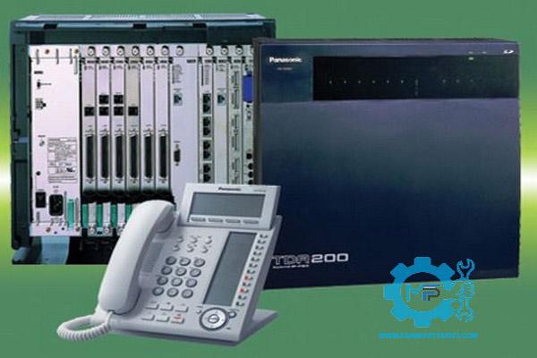 سیستم تلفن سانترال PBX